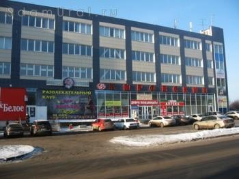 помещение для персонала Касимовская улица